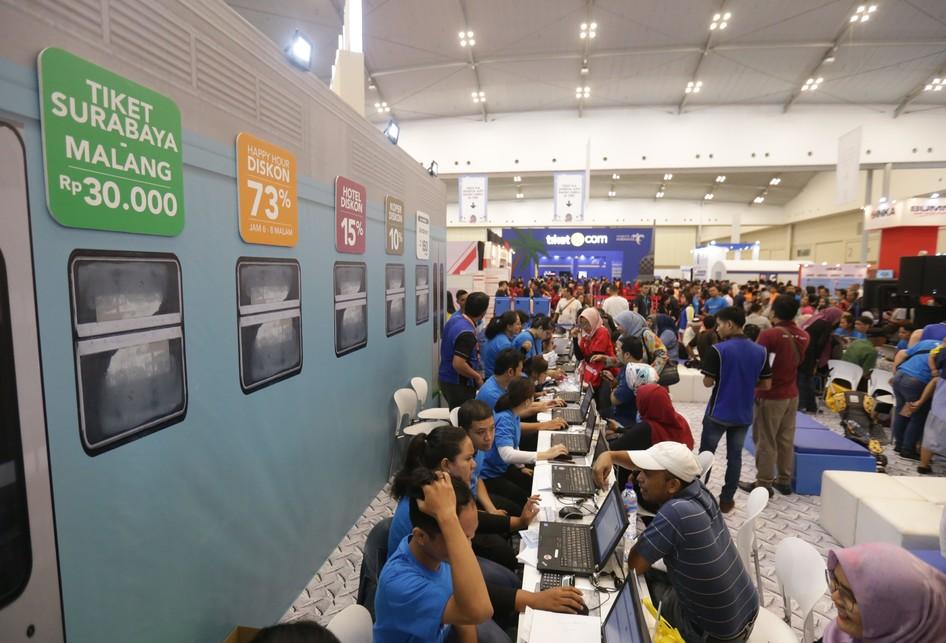 KAI Expo 2018 di ICE BSD, Tangerang