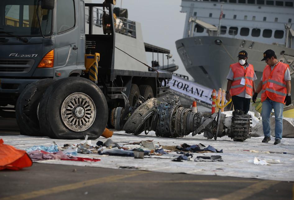 Kecelakaan Lion Air JT 610