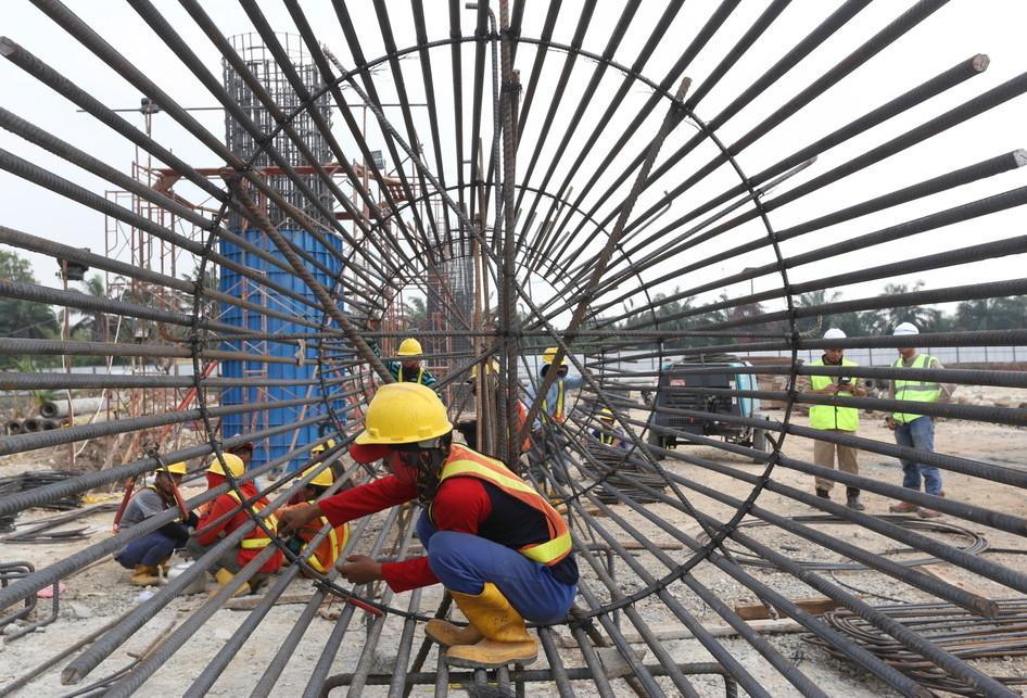 Pembangunan Tolo Kunciran-Cengkareng Bandara SOETA