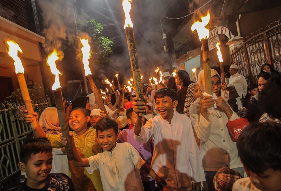 Ragam Tradisi Sambut Tahun Baru Islam