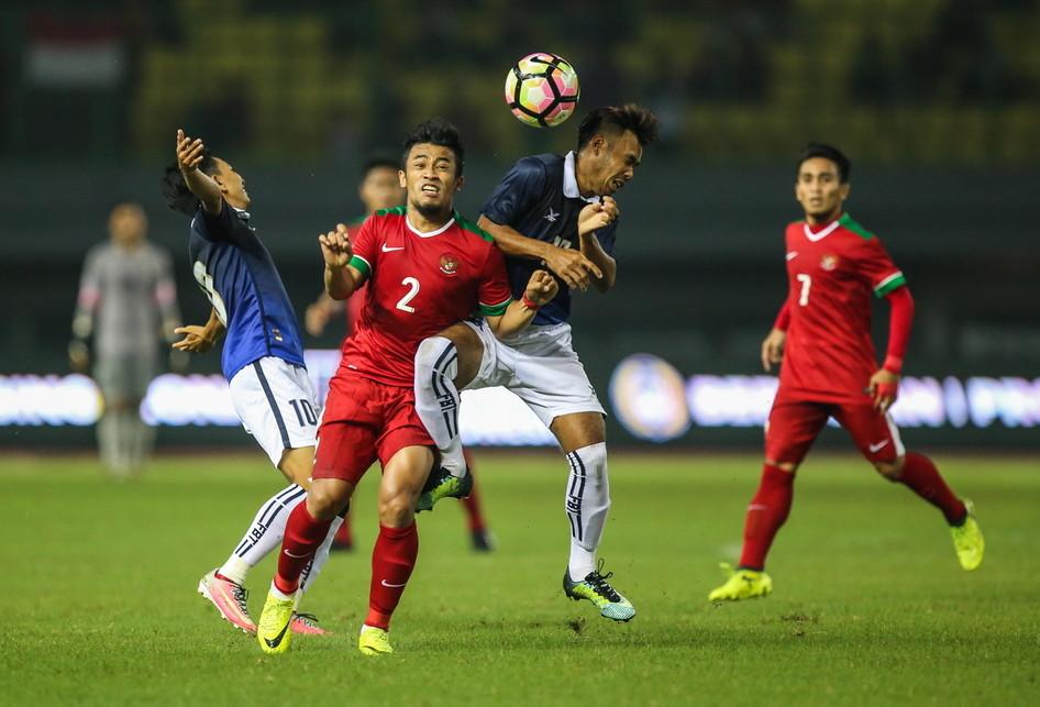 Timnas Indonesia Menang