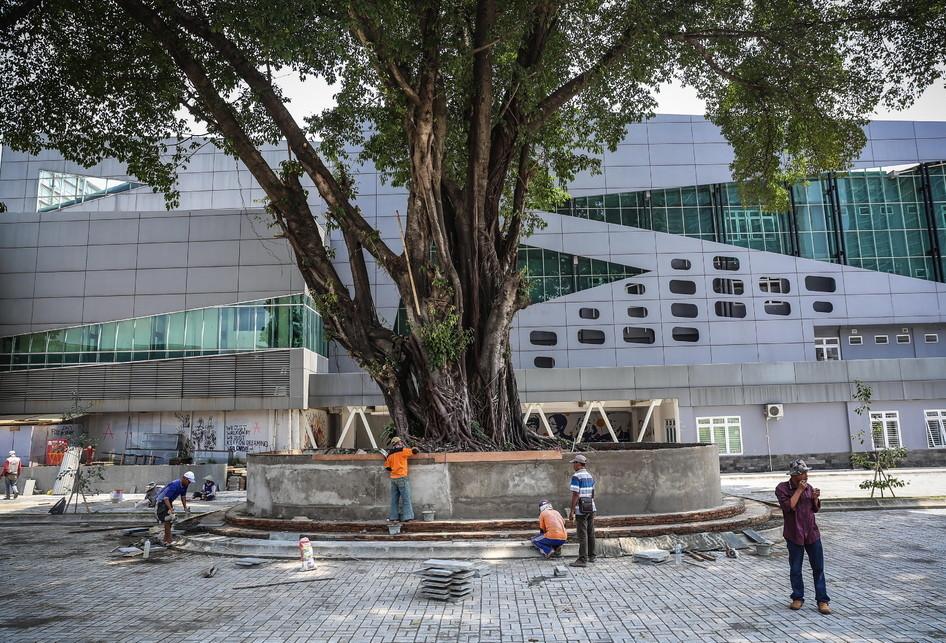 Revitalisasi Taman Ismail Marzuki (TIM)