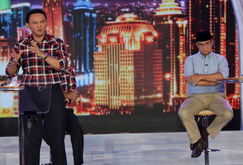 Debat Publik Pilkada DKI Jakarta