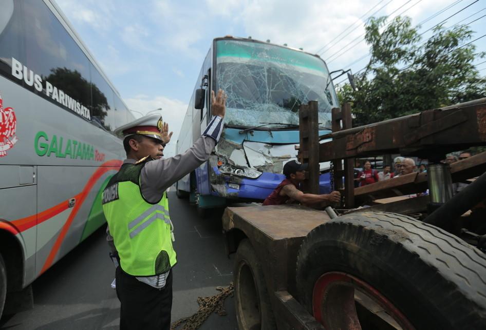 Kecelakaan di Boyolali
