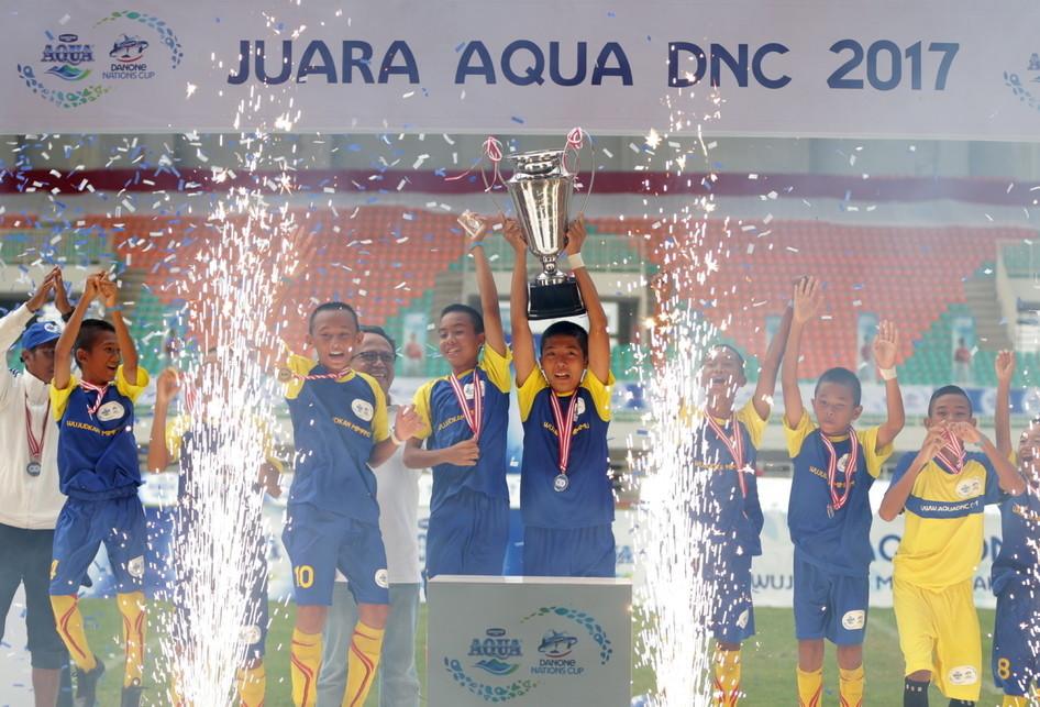 Aqua Danone Nations Cup 2017
