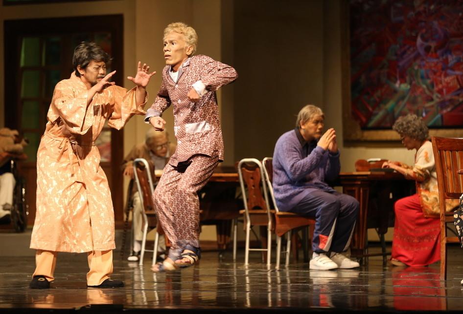 Teater Koma Pementasan Lakon Berjudul Warisan
