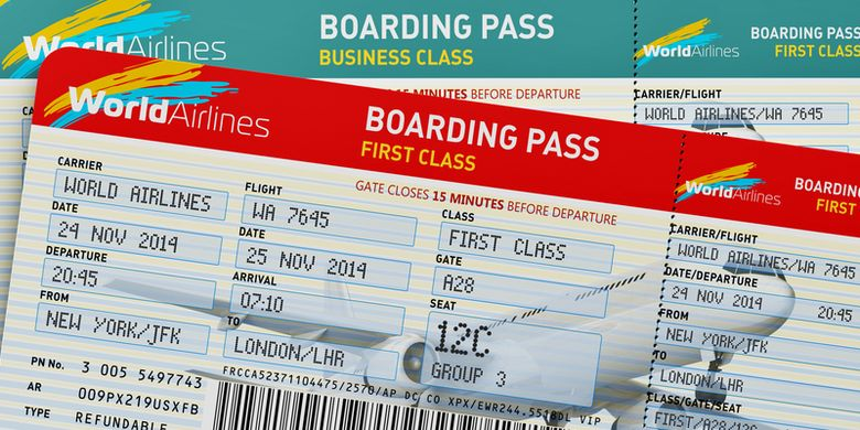 2993263791 - Jenis Font Boarding Pass Lion Air